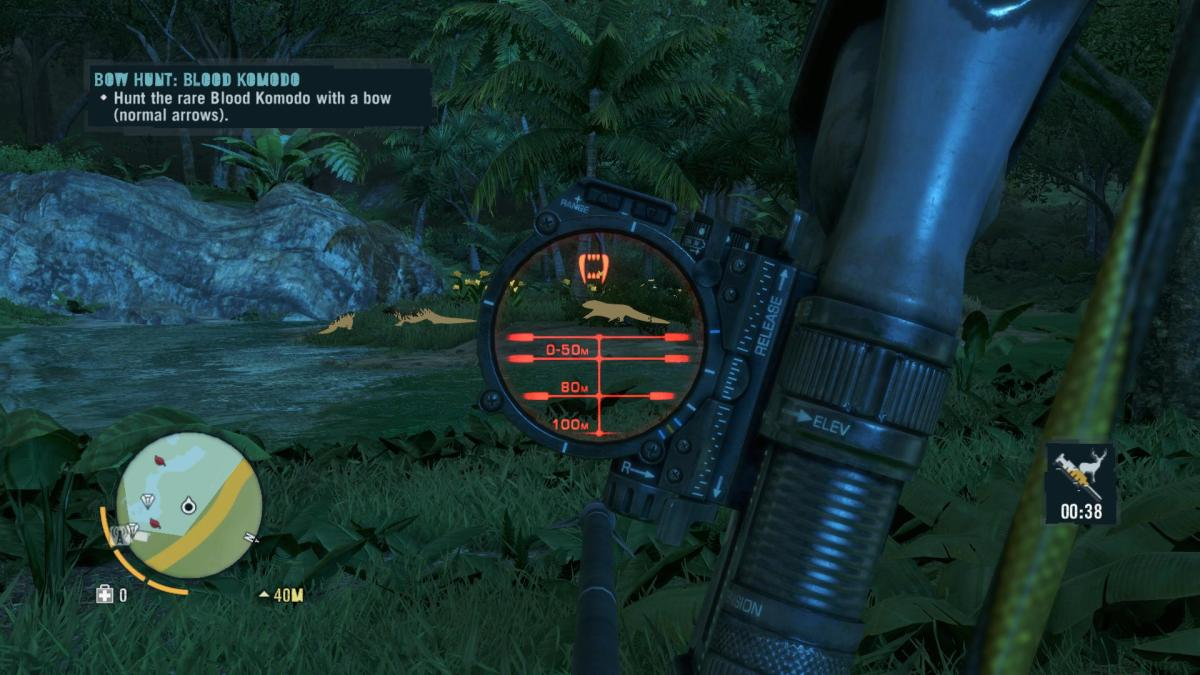Far Cry 3 Crafting Guide - Extended Grenade Pouch: Target in Sight!