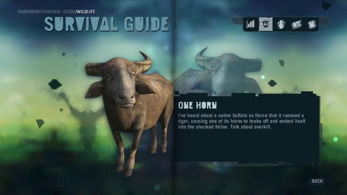 Far Cry 3 Crafting Guide - Extended Wallet - Handbook Entry.
