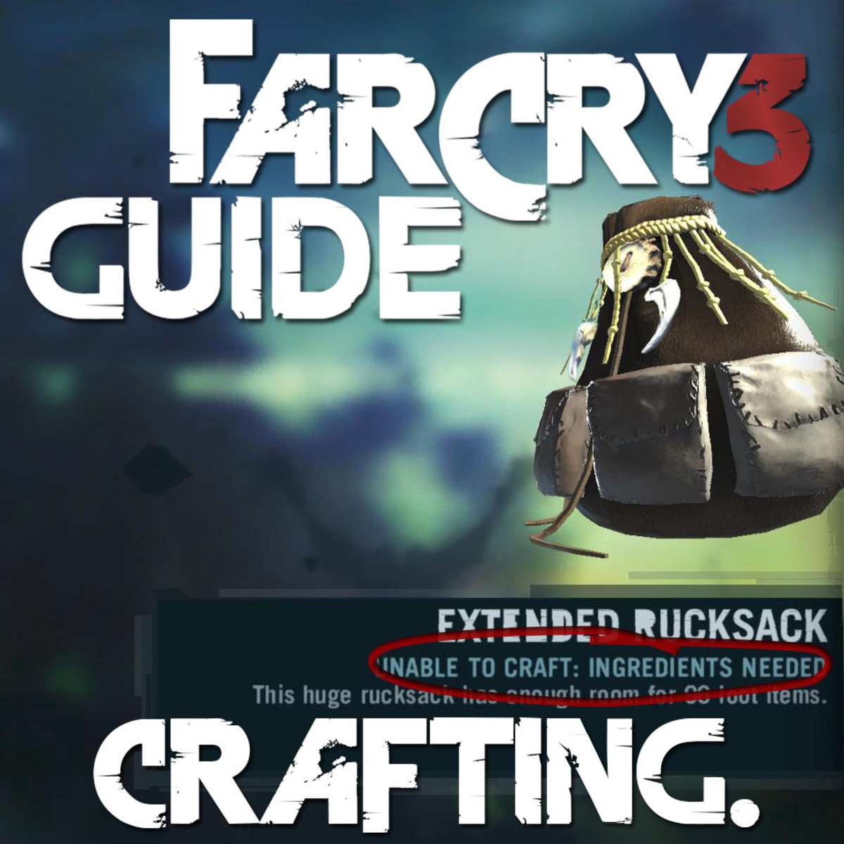 Far Cry 3 Crafting Guide - Rare Animal Mission Locations - Path of the Hunter