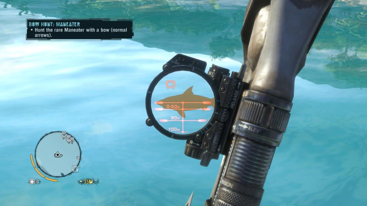 Far Cry 3 Crafting Guide - Extended Arrow Quiver: Mmm, Not This One!
