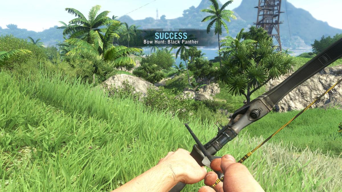 Far Cry 3 Crafting Guide - Extended Syringe Kit: Success!