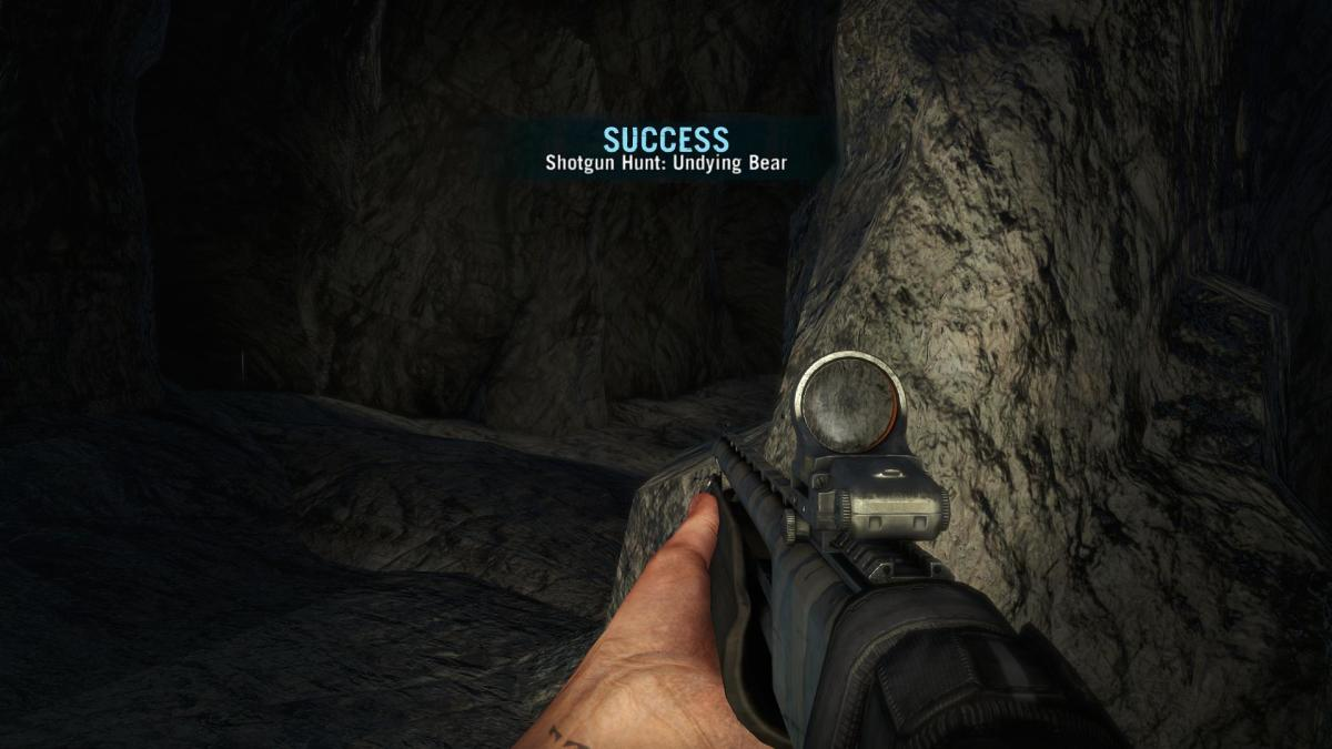 Far Cry 3 Crafting Guide - Extended Rucksack: Success!