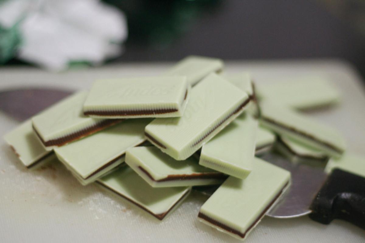 Mint Parfait Andes Mints.