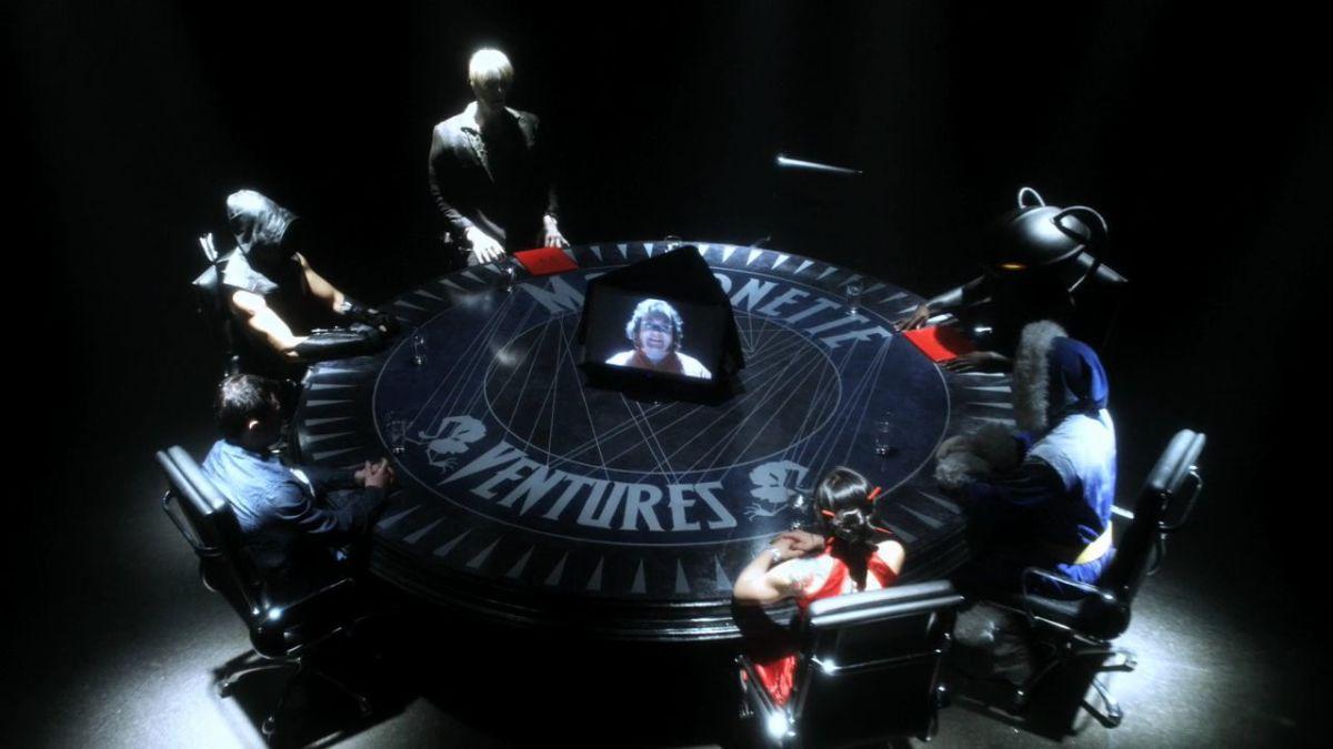 Smallville Marionette Ventures / Legion of Doom