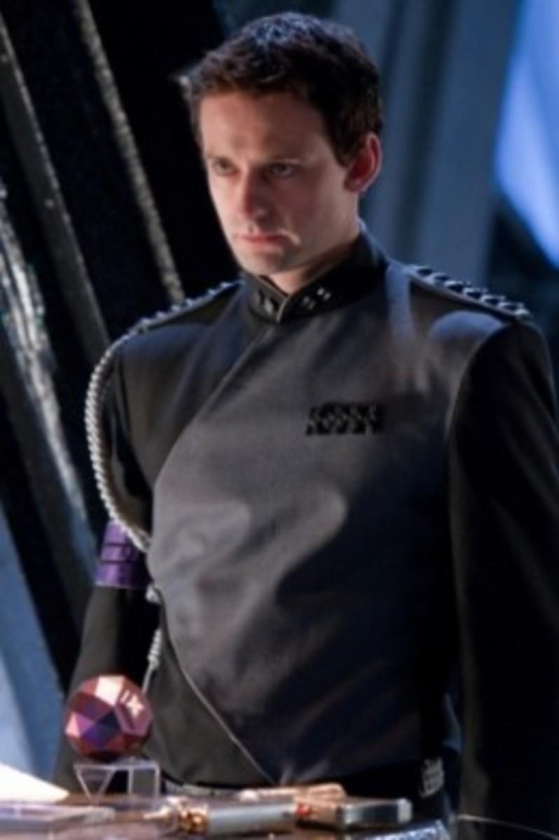 Callum Blue as Zod