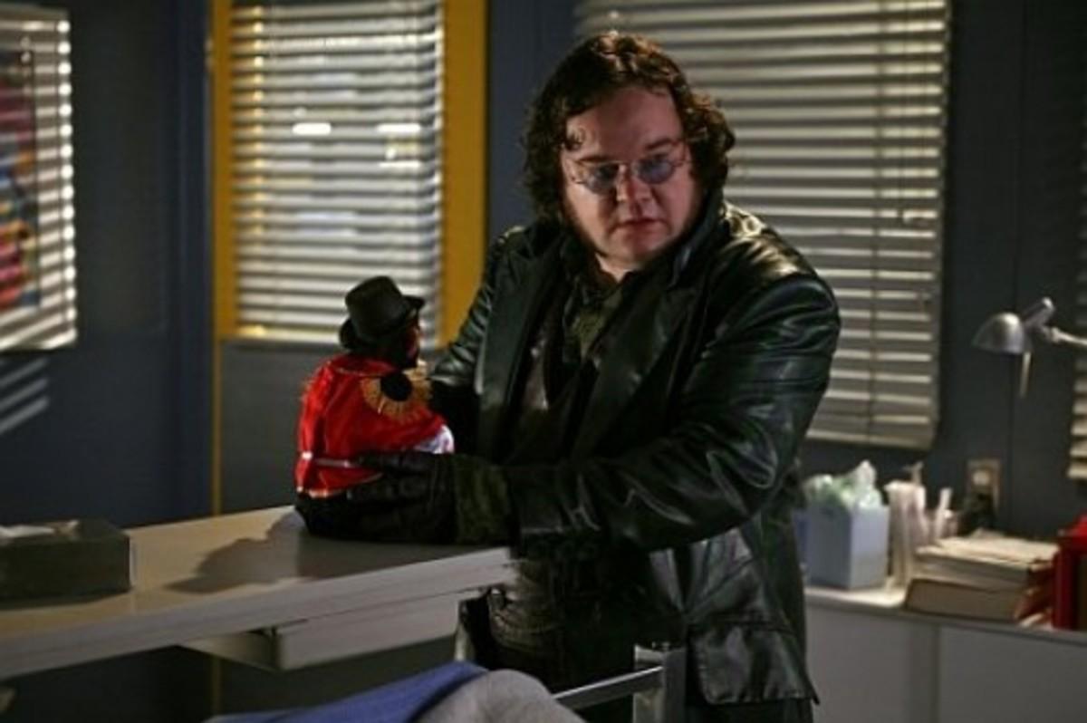 Chris Gautheir as Toyman