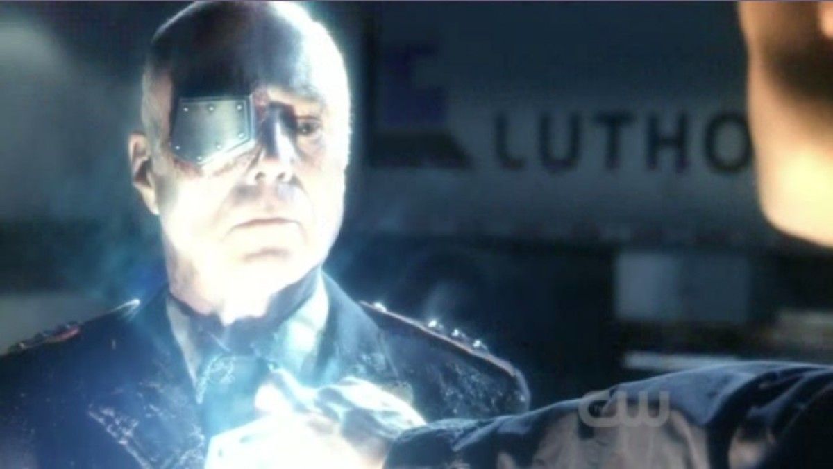 Michael Hogan as Slade Wilson
