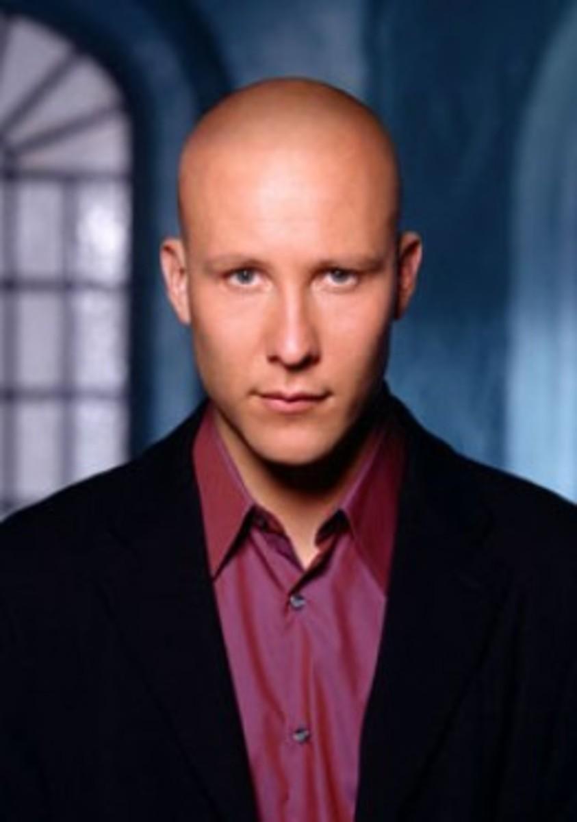 Michael Rosenbaum as Lex Luther