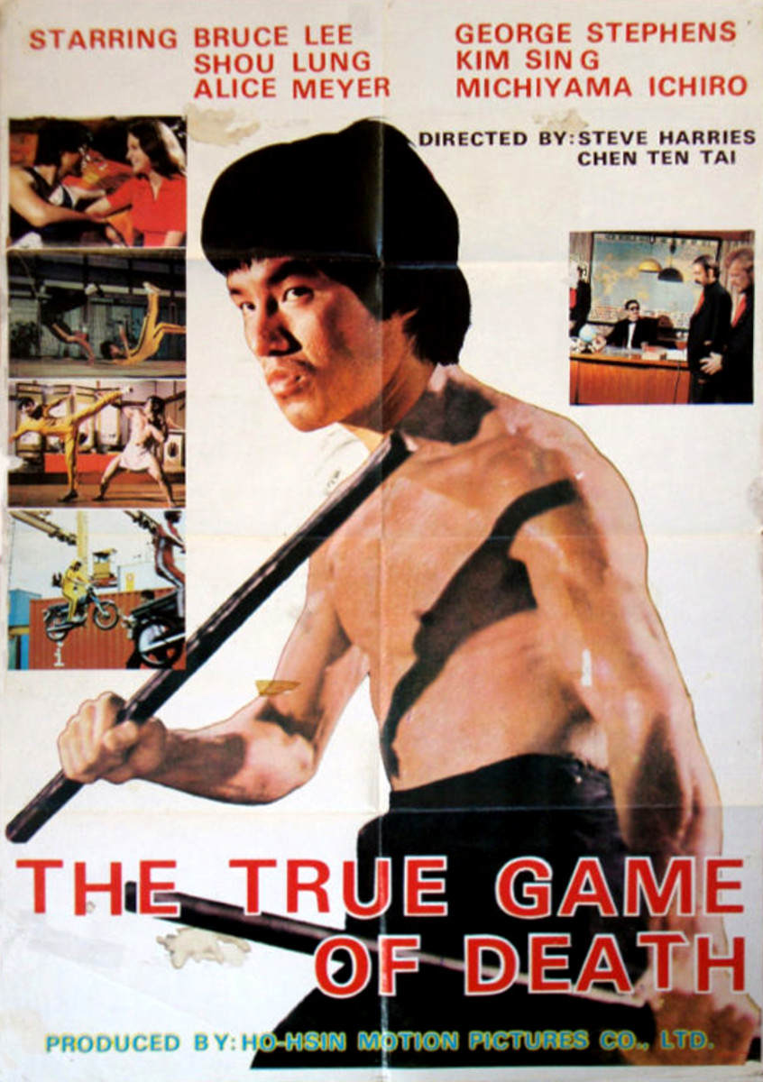True Game of Death; The Movie, The Mystery