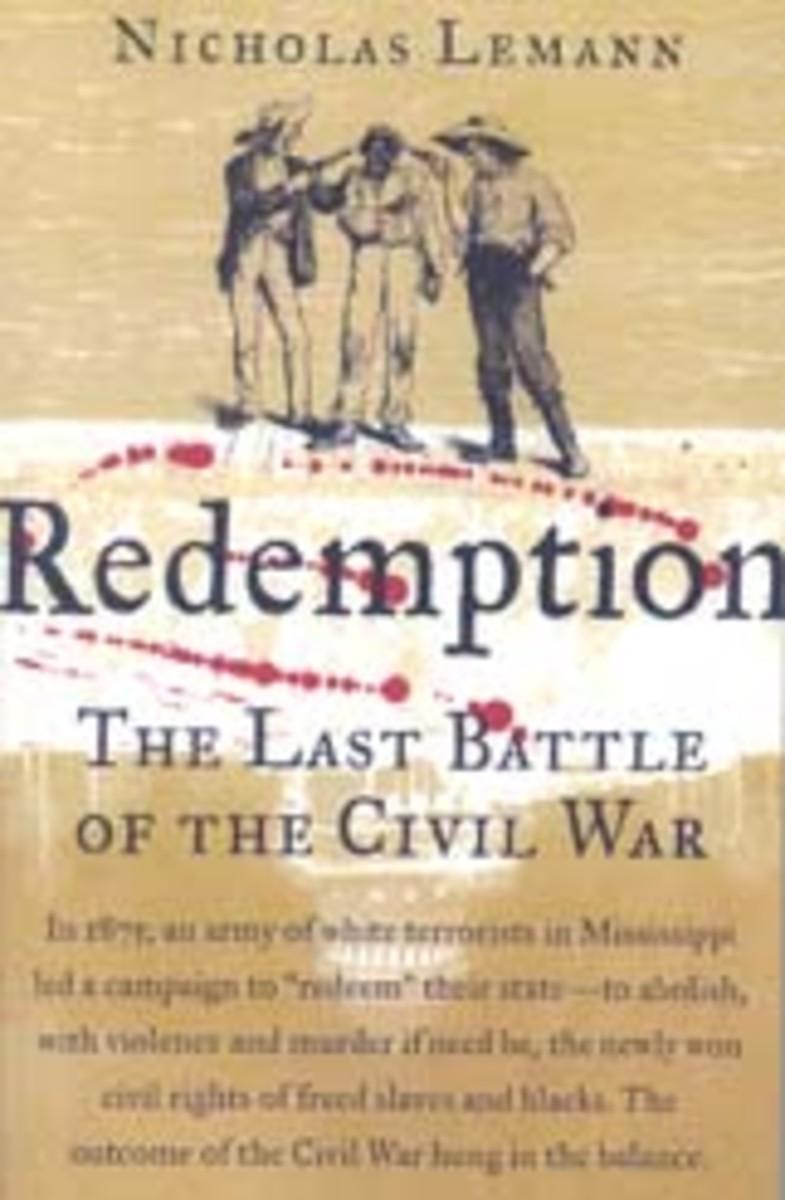 Redemption by Nicholas Lemann