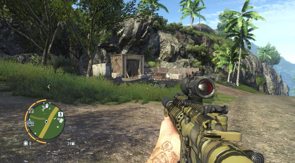 Archaeology 101 - Gameplay 01: Far Cry 3 Relic 30, Spider 30.
