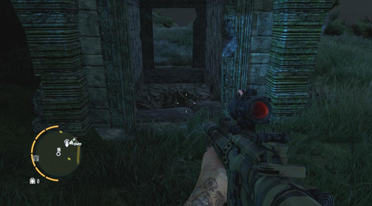Archaeology 101 - Gameplay 03: Far Cry 3 Relic 78, Boar 18.