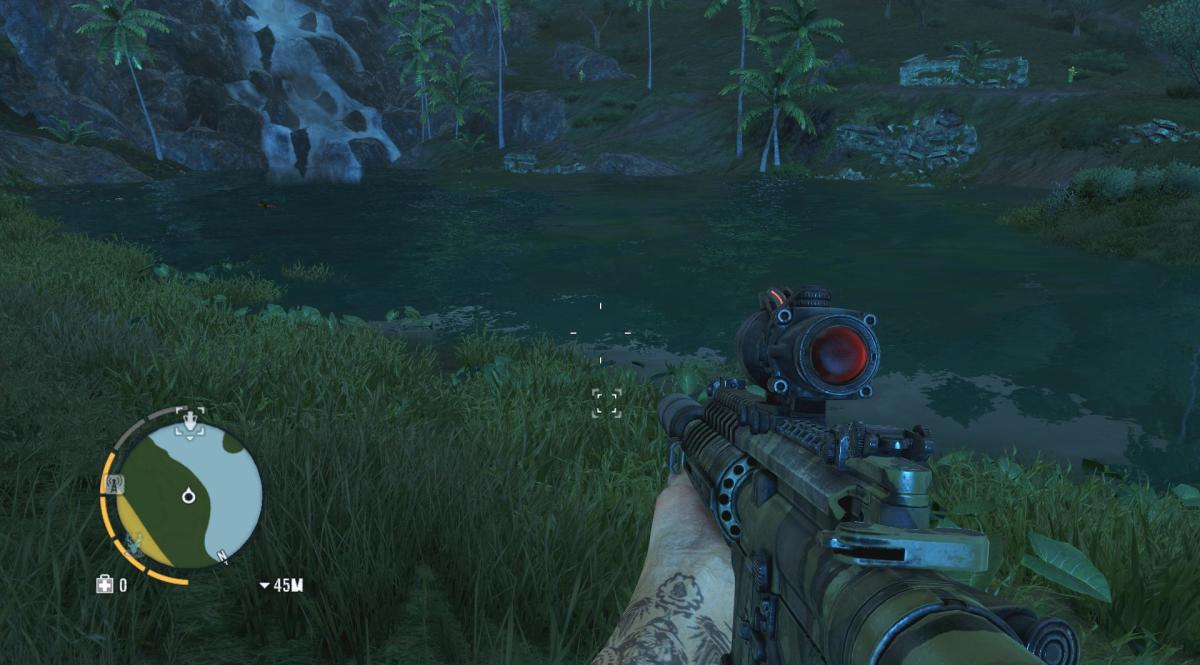 Archaeology 101 - Gameplay 01: Far Cry 3 Relic 46, Shark 16.
