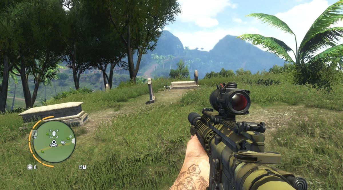 Archaeology 101 - Gameplay 02: Far Cry 3 Relic 108, Heron 18.