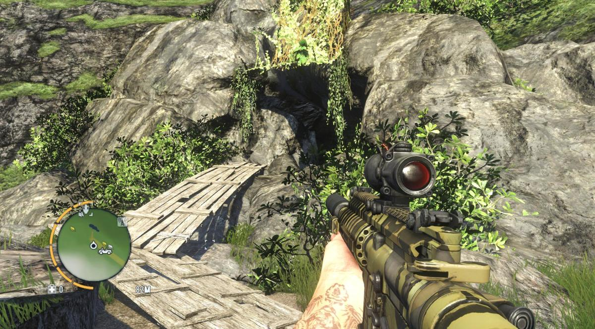 Archaeology 101 - Gameplay 01: Far Cry 3 Relic 17, Spider 17.