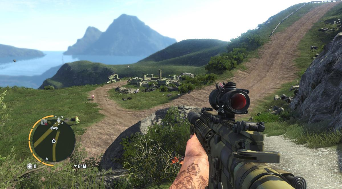 Archaeology 101 - Gameplay 11: Far Cry 3 Relic 75, Boar 15.