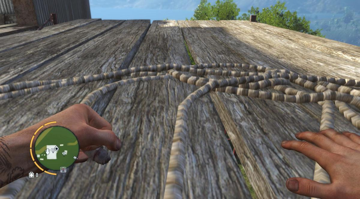 Archaeology 101 - Gameplay 05: Far Cry 3 Relic 29, Spider 29.