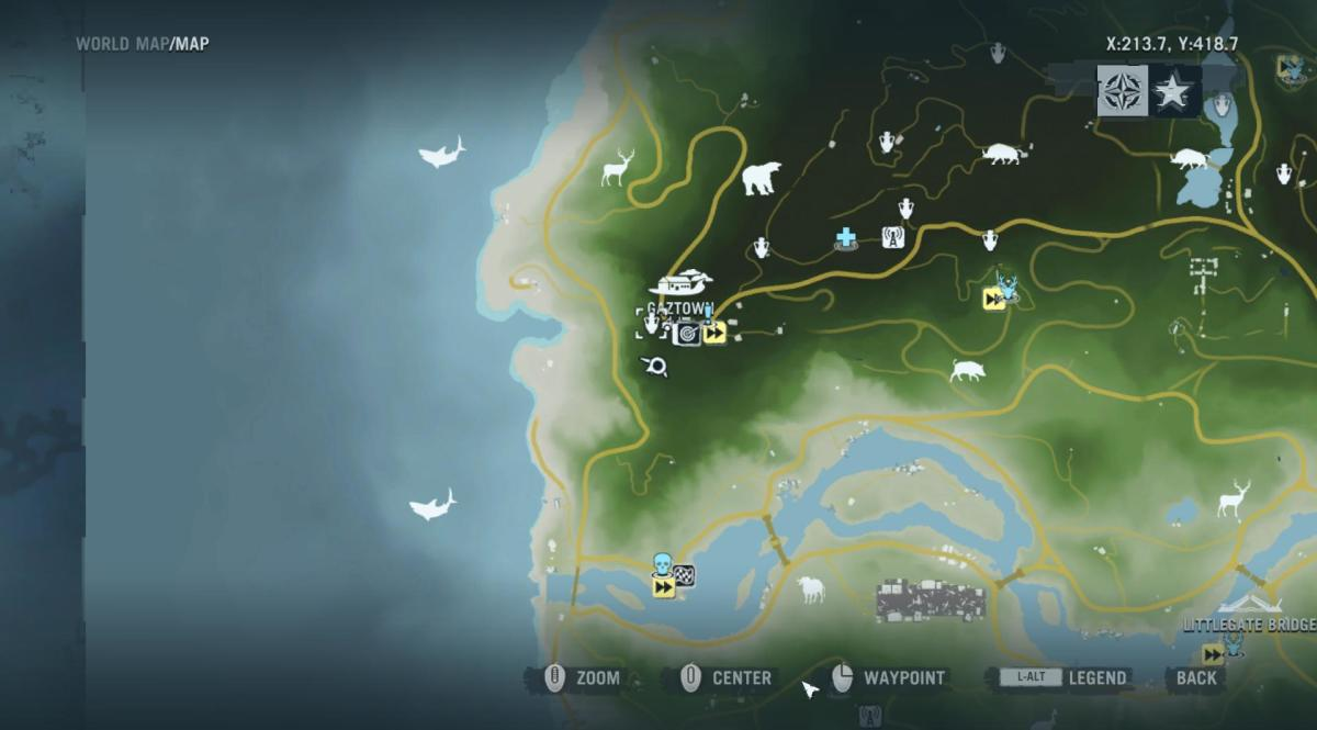 Archaeology 101 - Gameplay 01 Map: Far Cry 3 Relic 107, Heron 17.