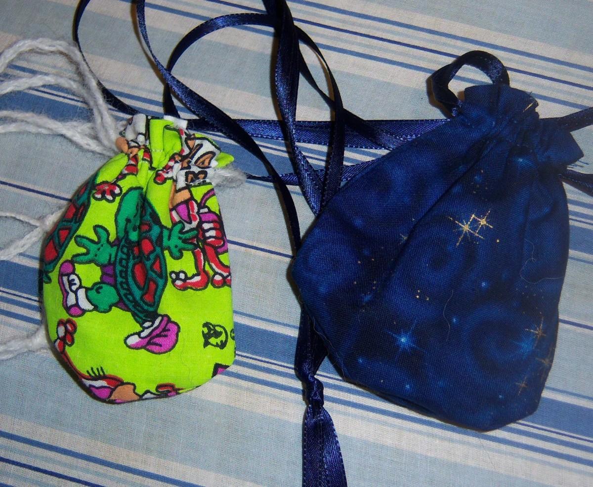 How to Make a Spirit Bag