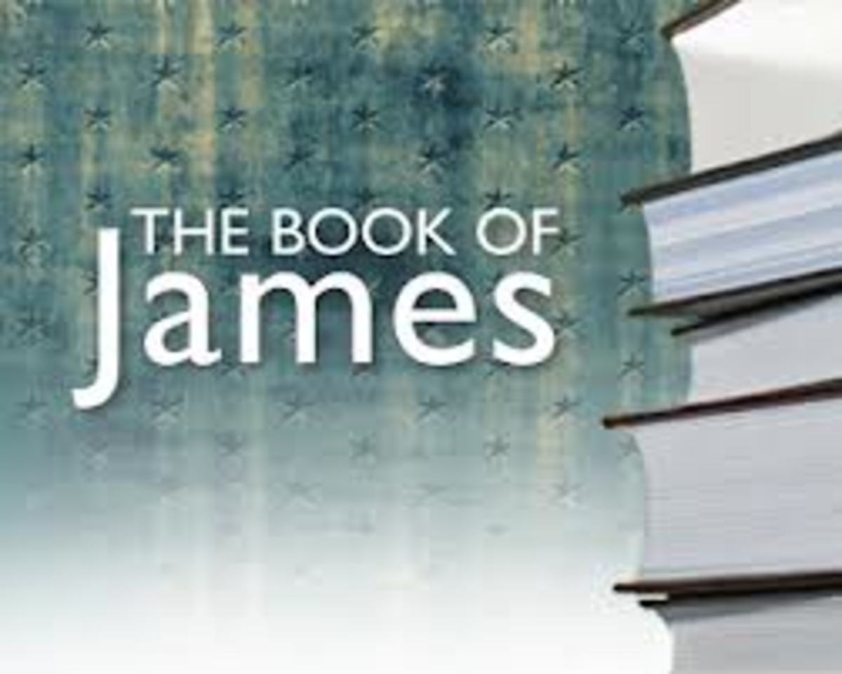 Life Lessons - James 1:1-4