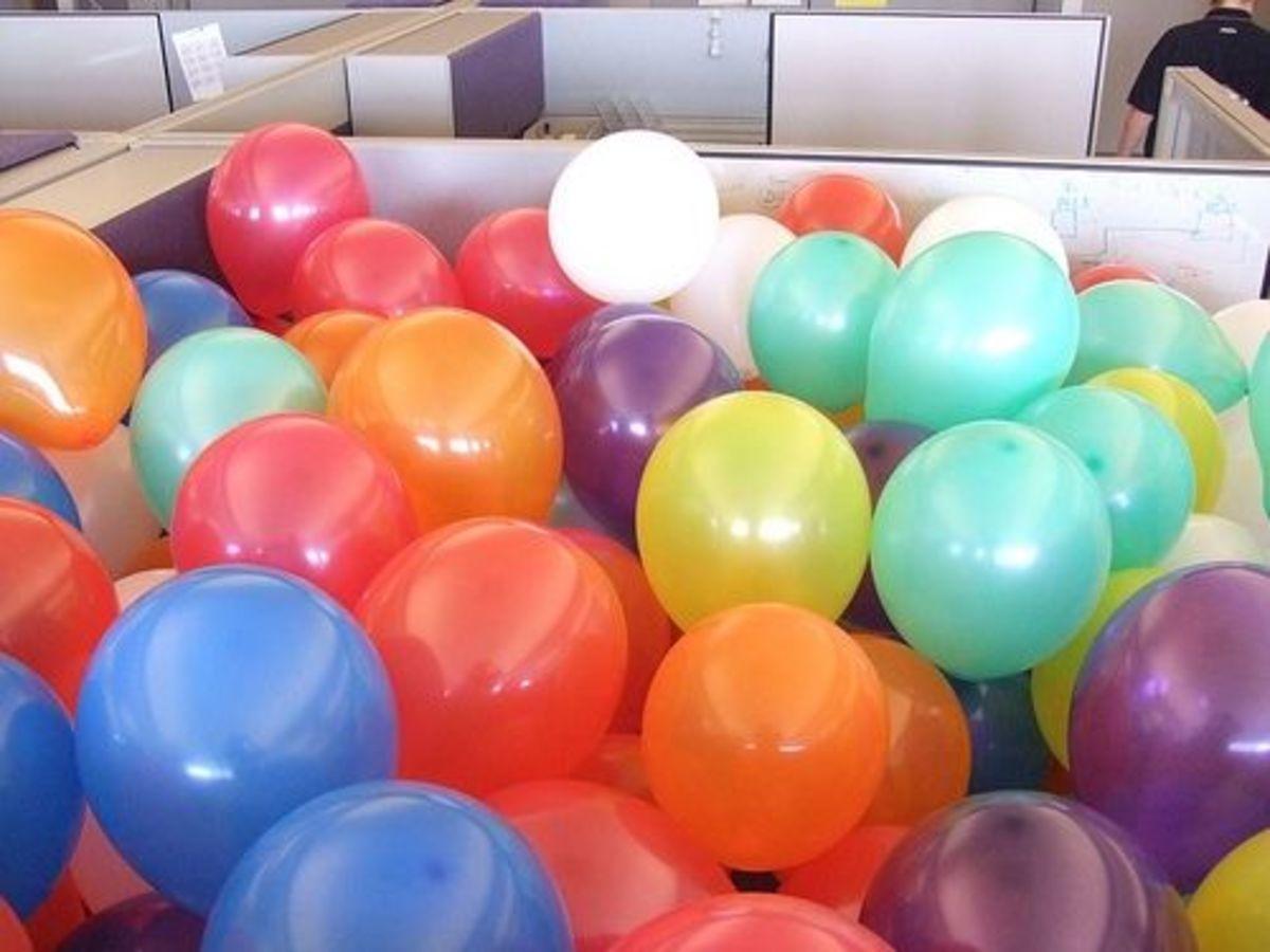 Balloon Gag