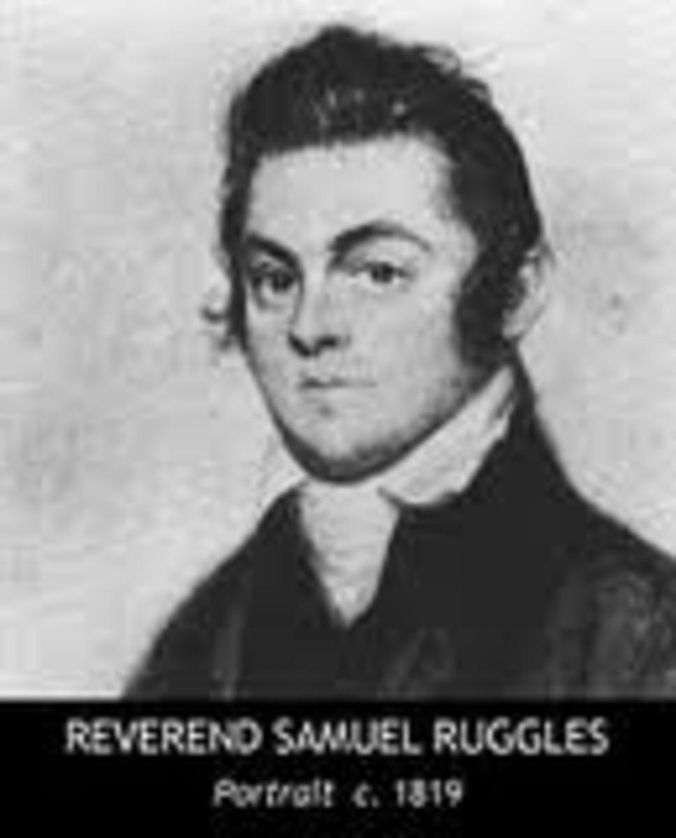 Rev. Samuel Ruggles