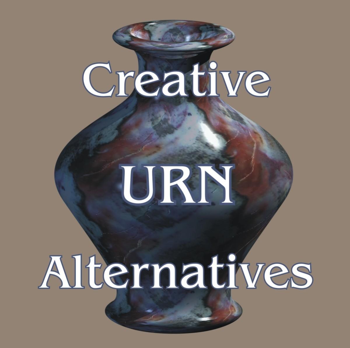 Cremation: One Man's Urn Alternatives