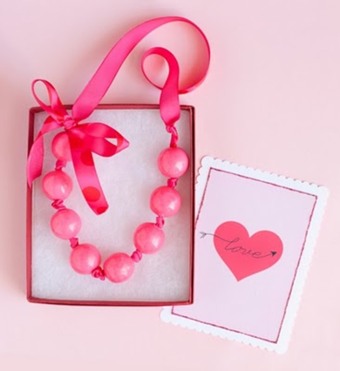 cute gumball necklace