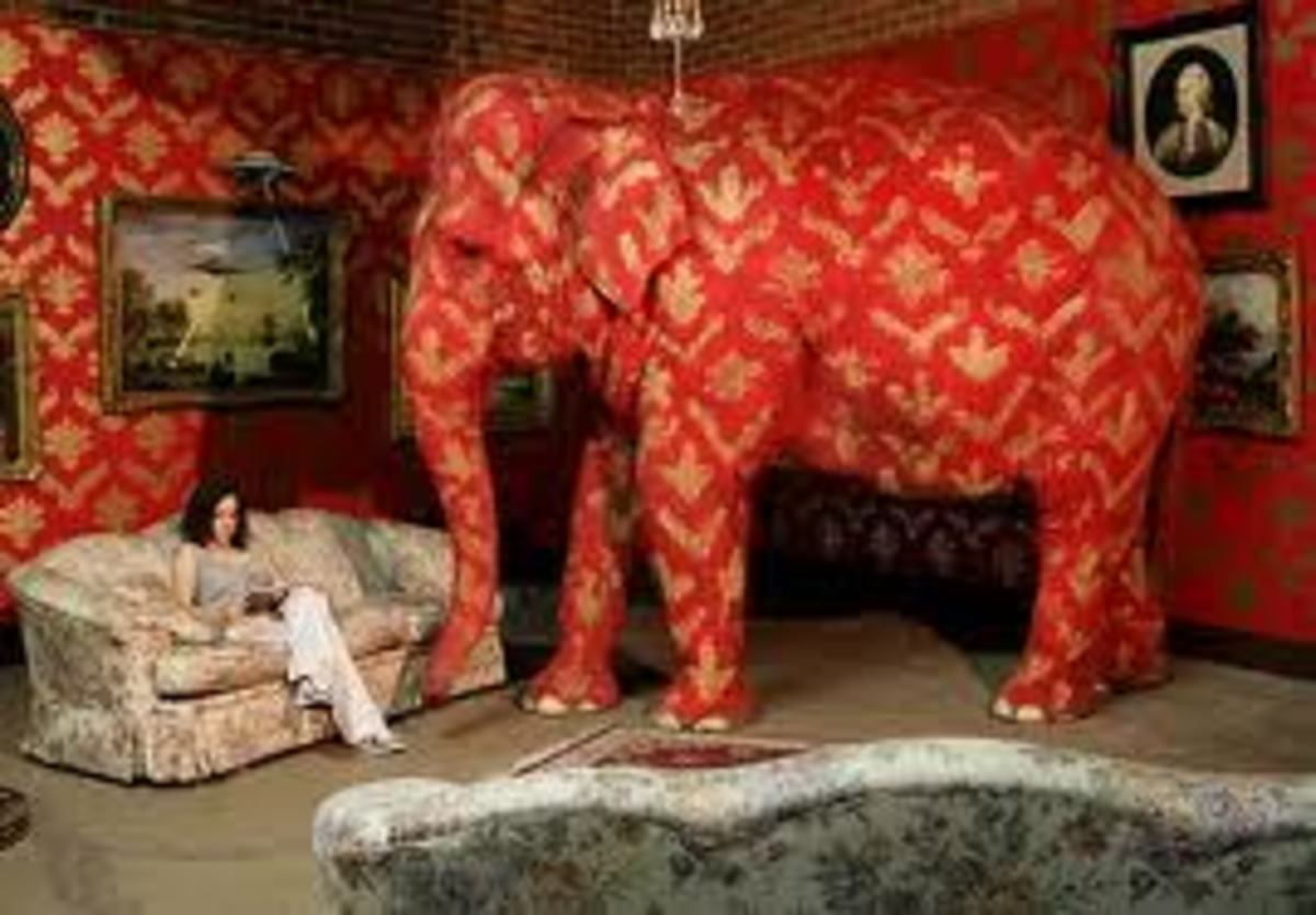 ELEPHANT IN THE ROOM - WHAT IS WRONG WITH BILL HYBELS AND WILLOW