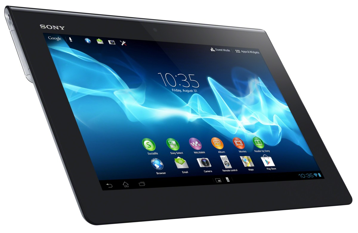 Samsung Xperia S Tablet