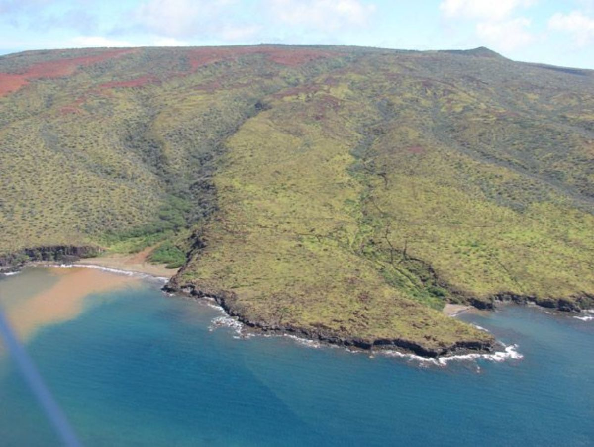 Kaho'olawe: Volunteer on a Hawaiian Island