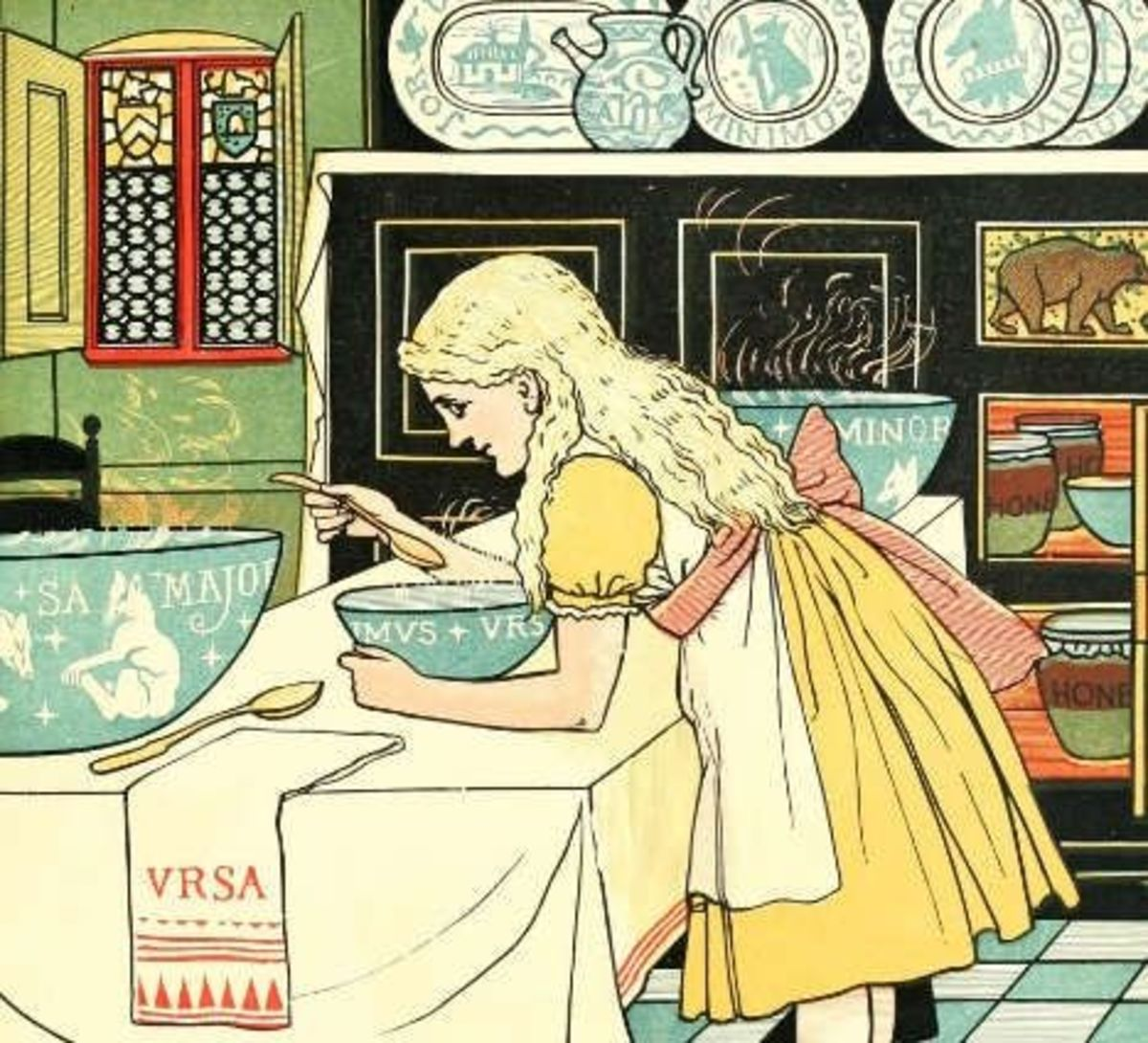 More about Goldilocks? Click here!