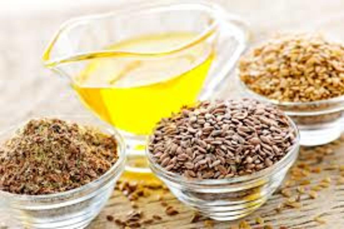 Say yes to Flaxseeds to Prevent Acne