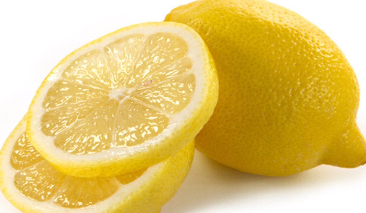 Lemon Juice for Getting Rid of Acne Spots