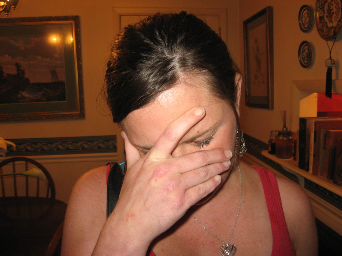 Symptoms of Fibromyalgia might include frequent headaches.