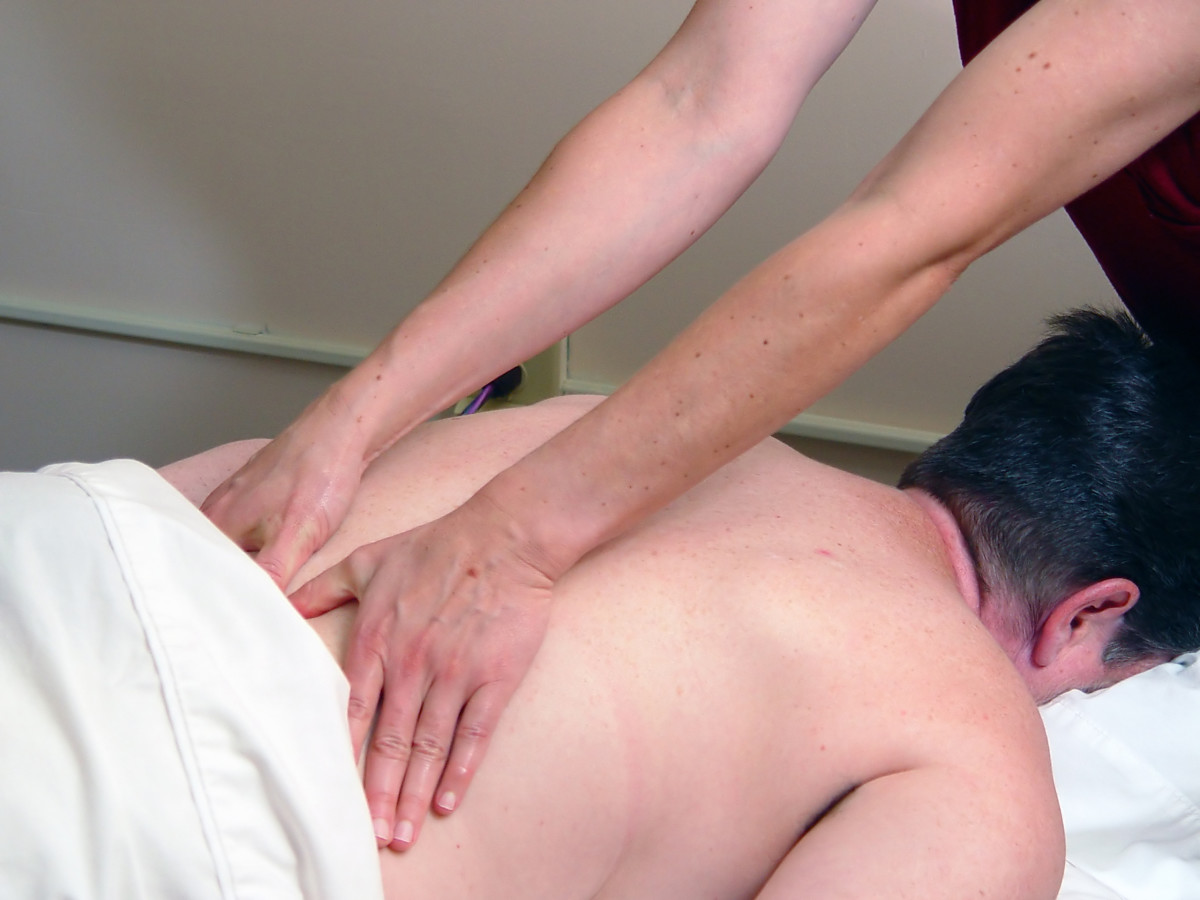 Natural Remedies for Fibromyalgia include massages.