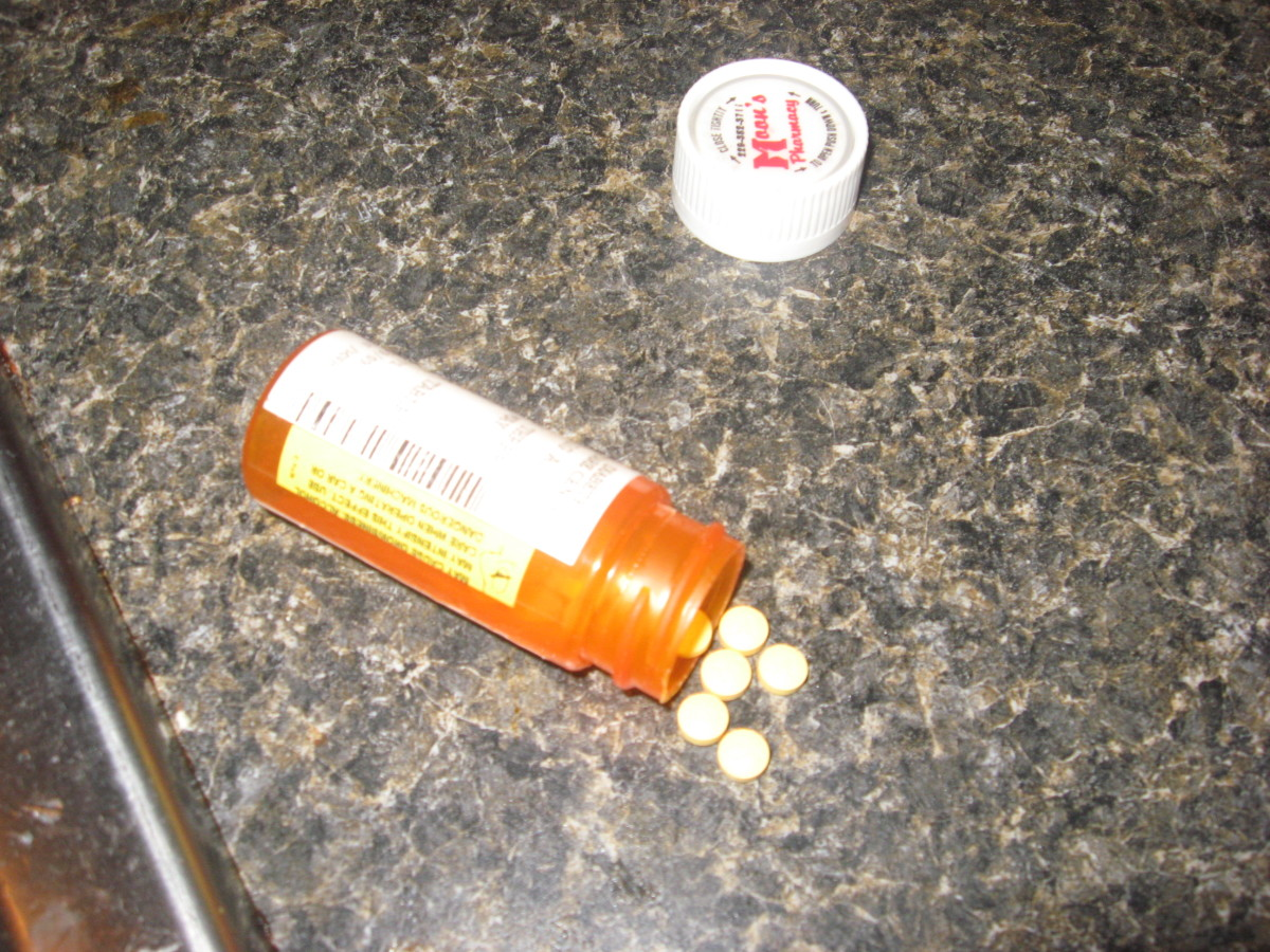 Flexeril works well for my muscle spasms and muscle pain.