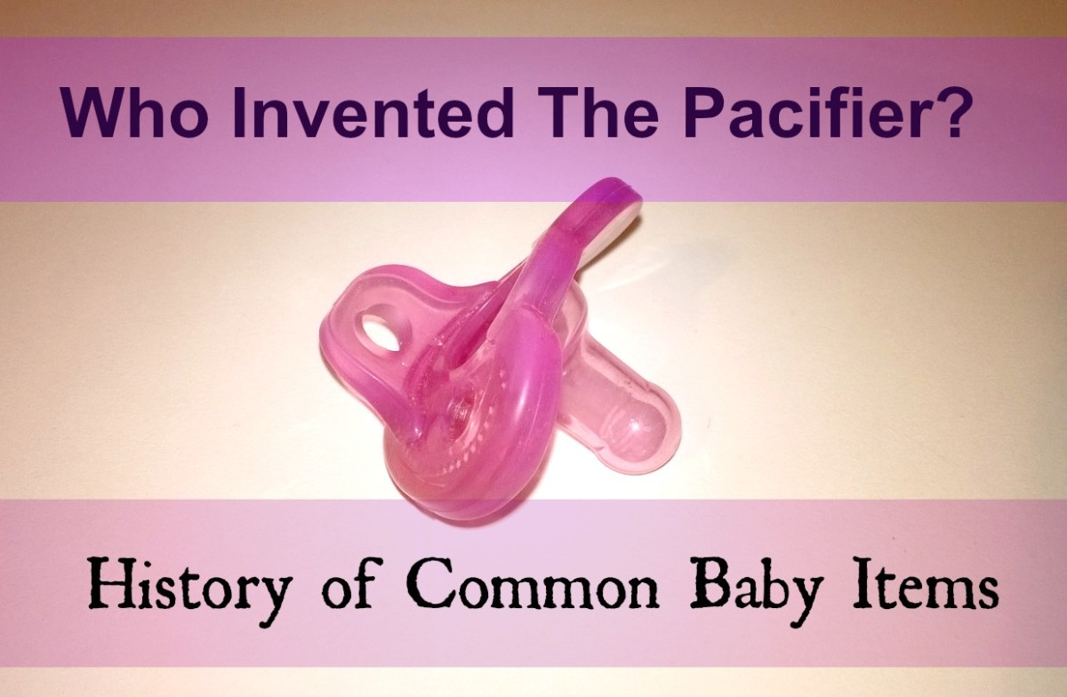 Baby Products--The History of Popular Baby Accessories