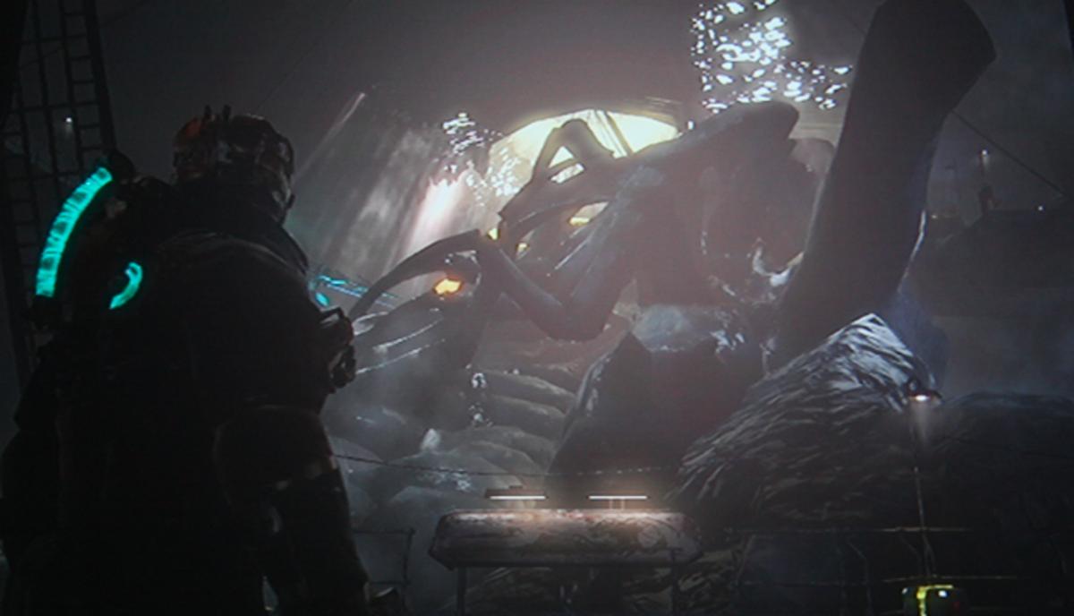Dead Space 3 walkthrough, Part Nineteen: The Furnace