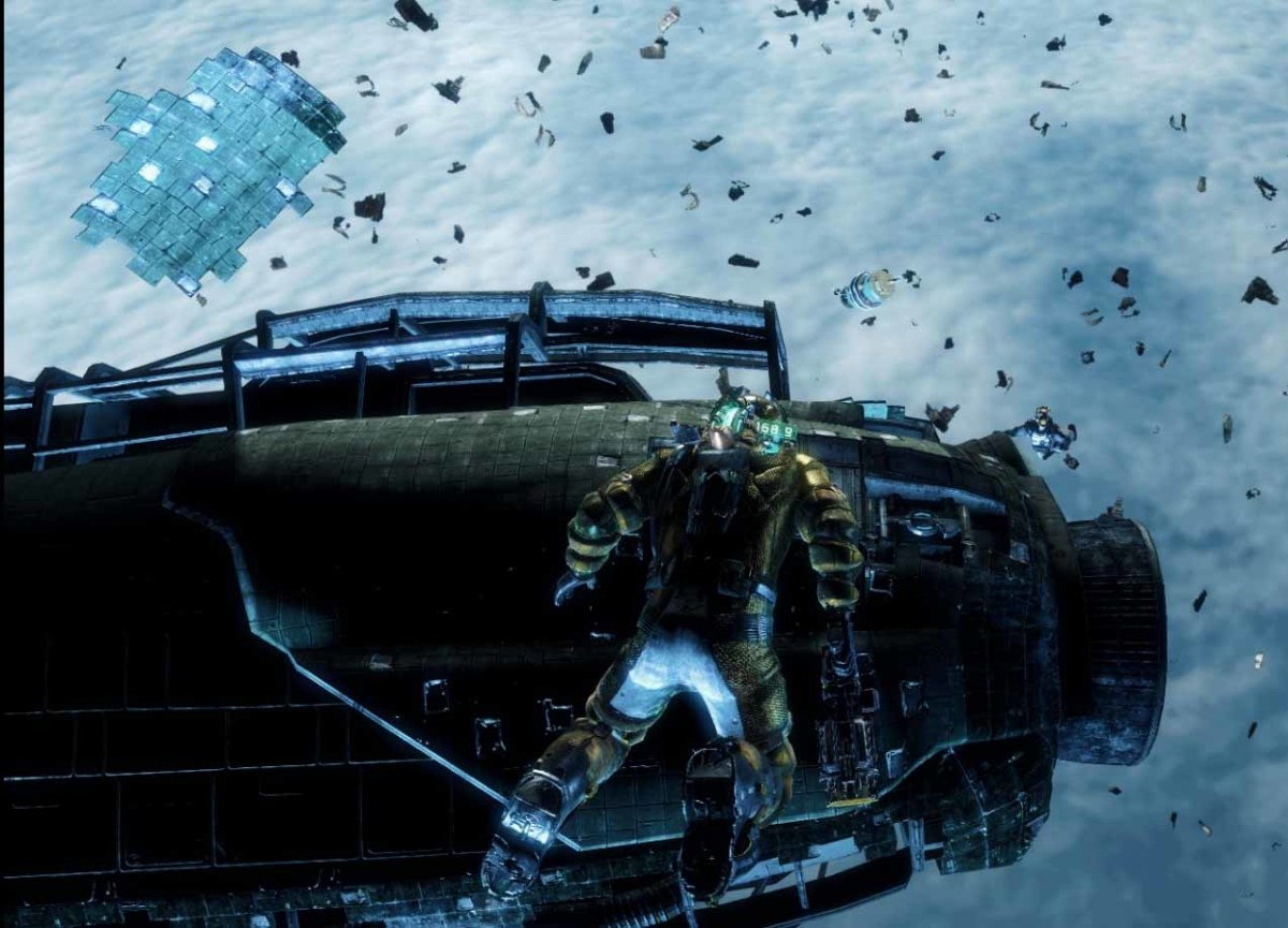 Dead Space 3 Recover Port Engine for the Corzier