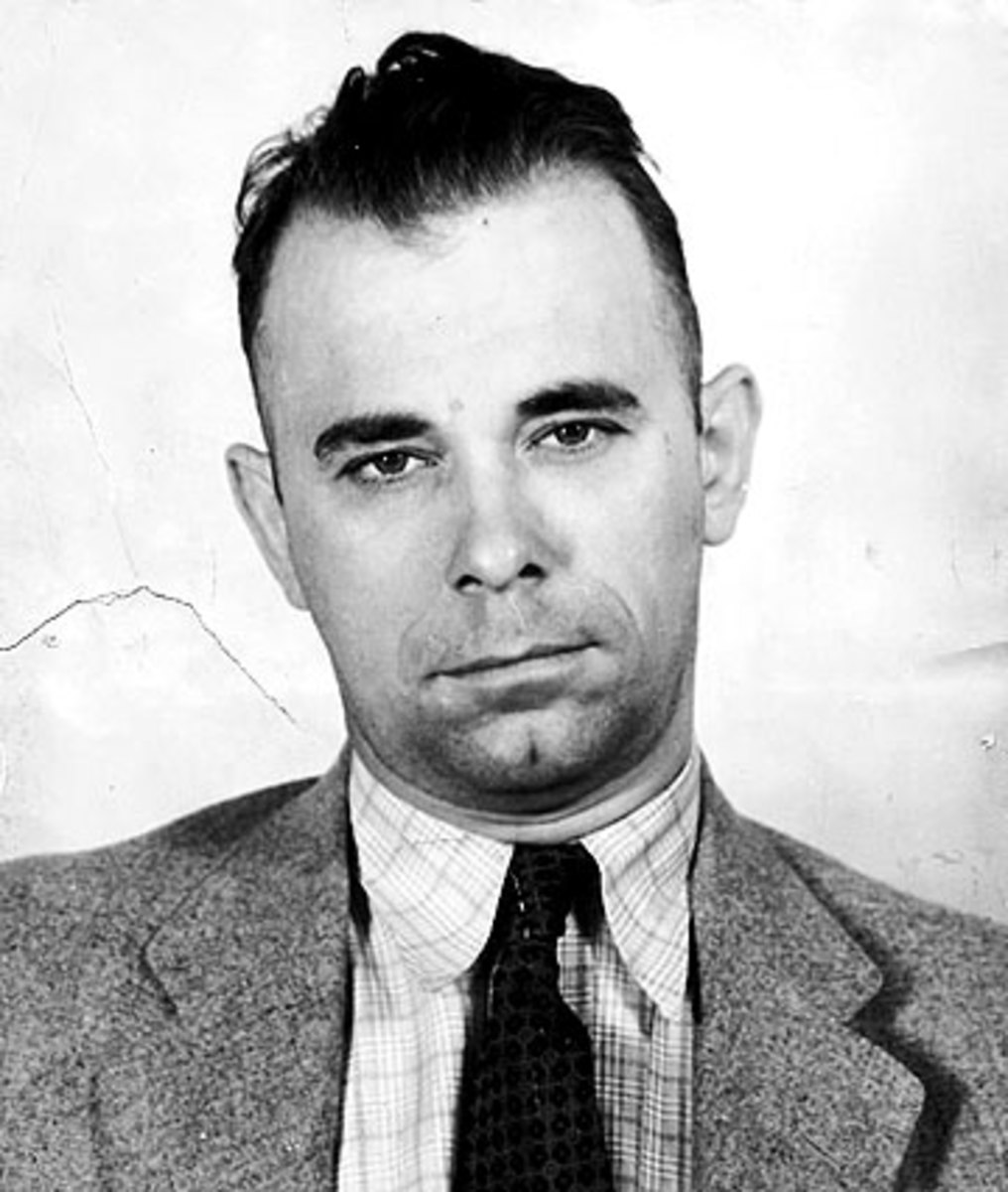 Dillinger's Days in Pendleton Reformatory and Michigan City
