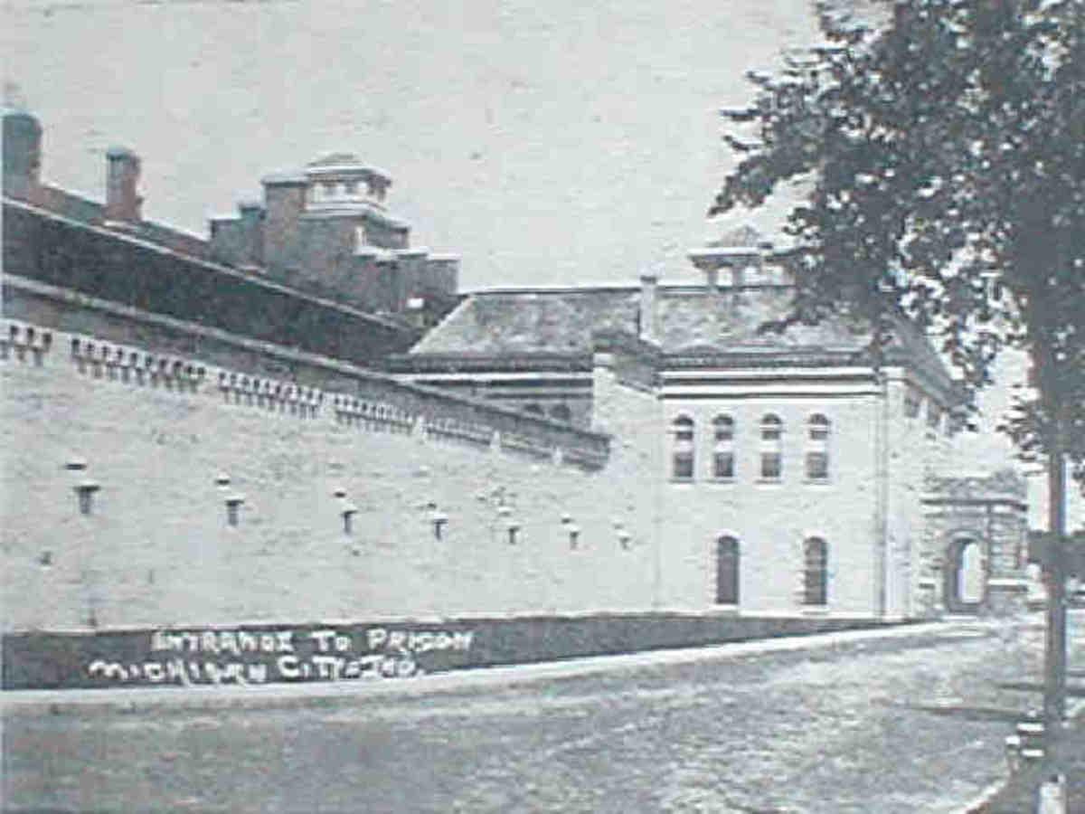 Michigan City--Indiana State Prison
