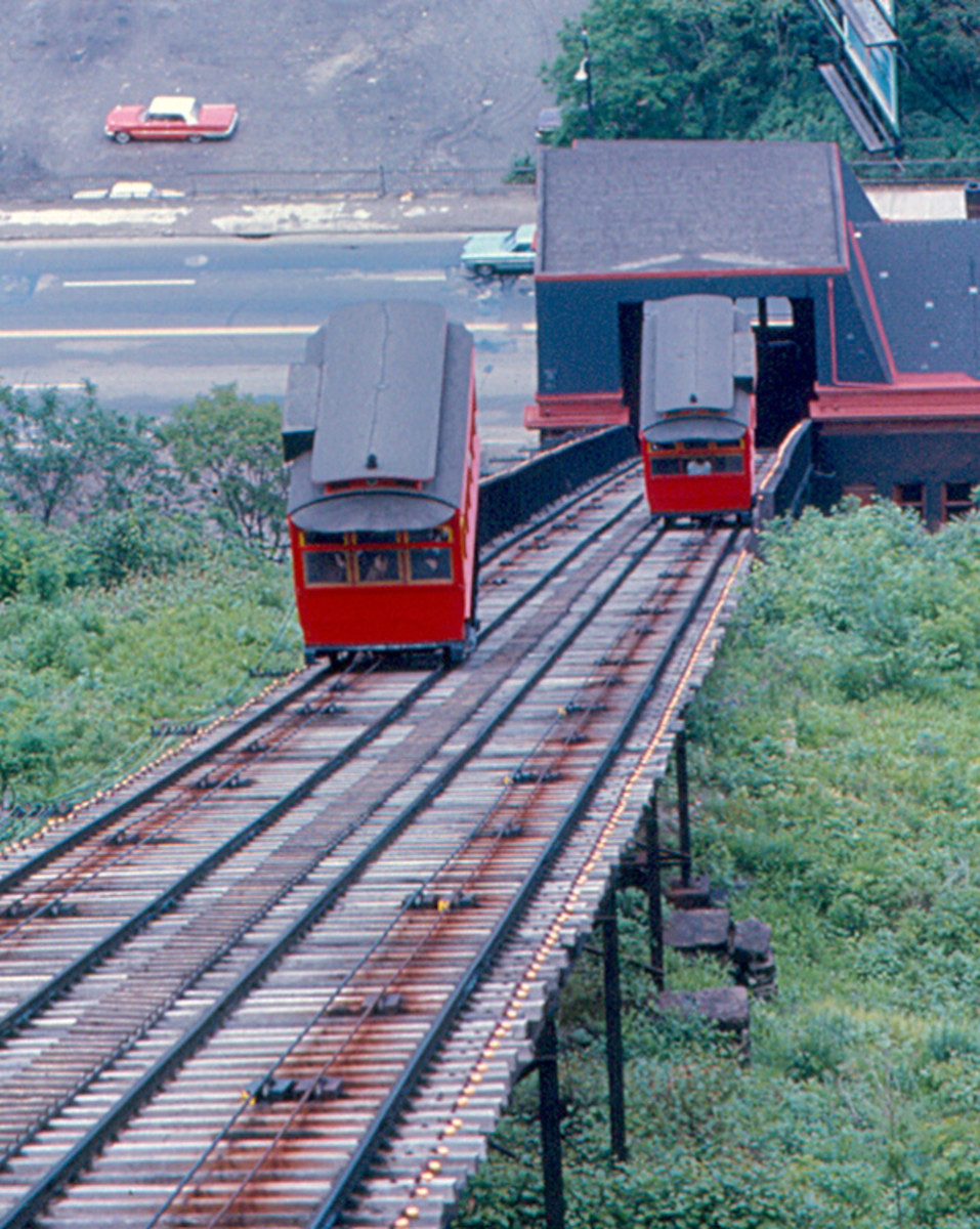 Photo by Roger Wollstadt - Duquesne Incline
