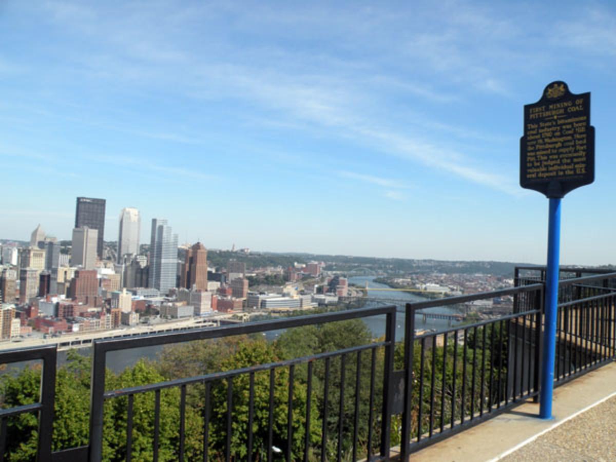 Mt Washington - Pittsburgh - September 18, 2010