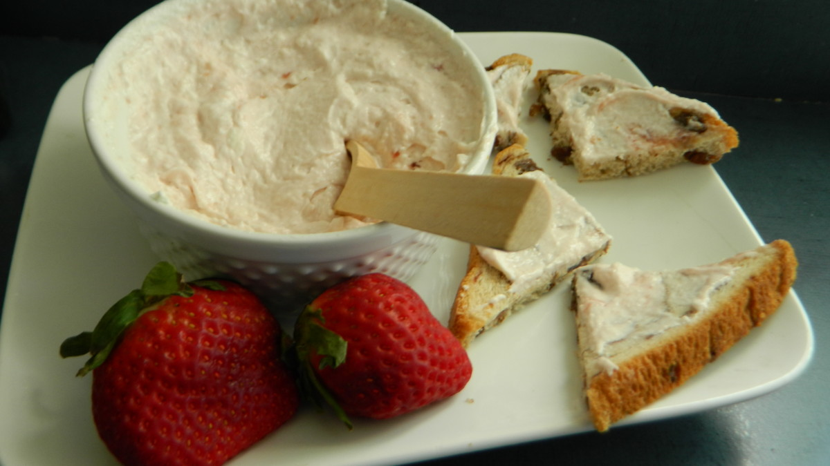How to Make  Delicious Flavored Cream Cheese