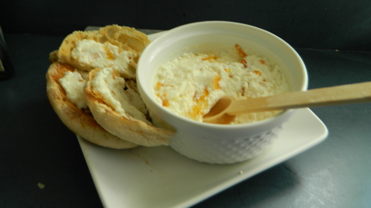 Serve this spread with your favorite beverage and your guests will be pleasantly surprised.