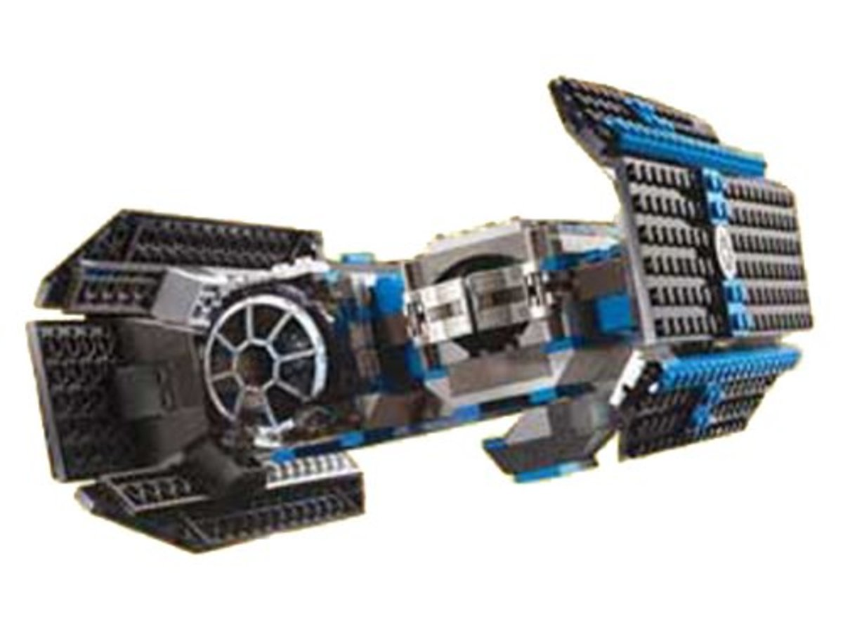 LEGO Star Wars TIE Bomber 4479 Assembled