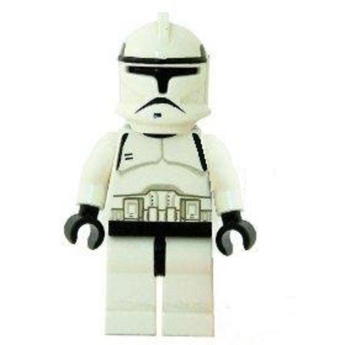 LEGO Star Wars AT-TE 4482 Clone Trooper Minifigure