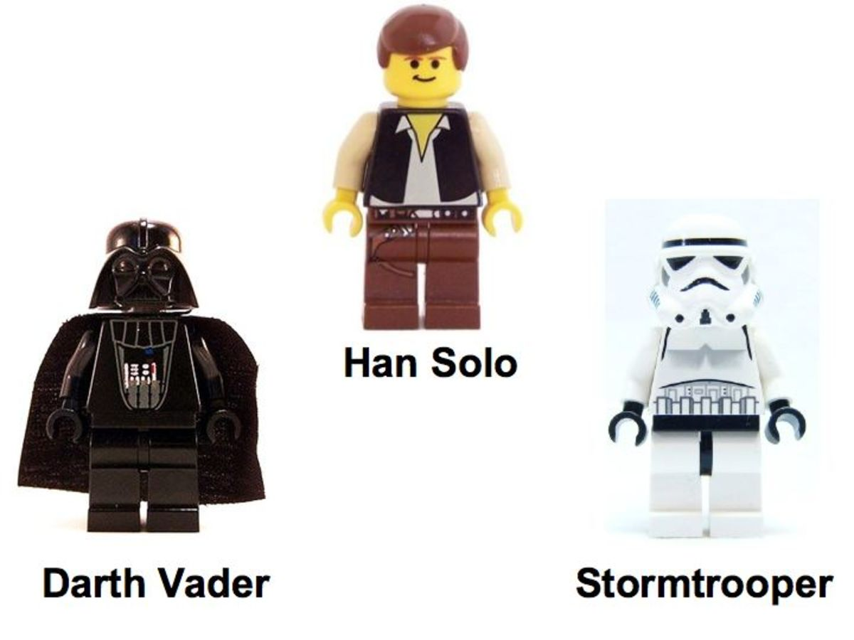 LEGO Star Wars Cloud City 10123 Minifigures