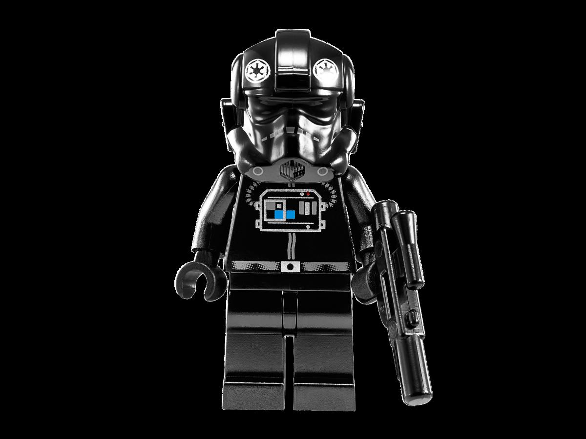 LEGO Star Wars TIE Bomber Pilot 4479 Minifigure